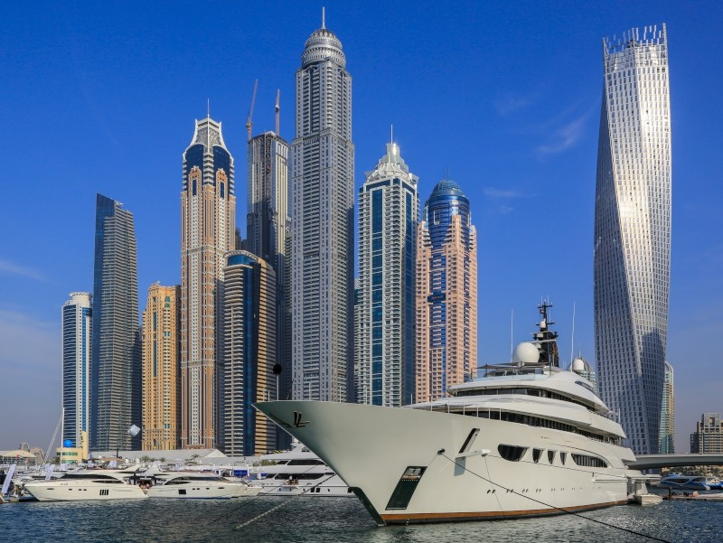 superyacht compliant with tier iii emission standards - header